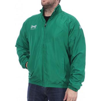Textil Homem Jaquetas Hungaria  Verde