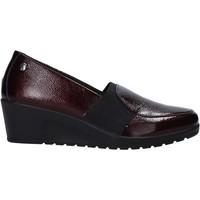 Sapatos Mulher Mocassins Enval 6273522 Vermelho