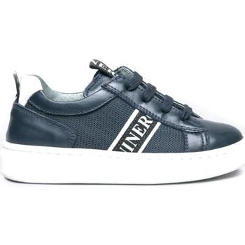 Sapatos Criança Sapatilhas NeroGiardini I023922M Azul