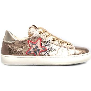 Sapatos Criança Sapatilhas NeroGiardini I031700F Ouro