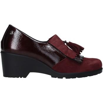 Sapatos Mulher Mocassins Enval 6276322 Vermelho