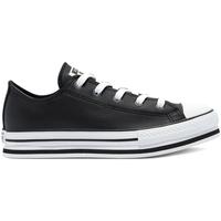 Sapatos Criança Sapatilhas Converse 669710C Preto