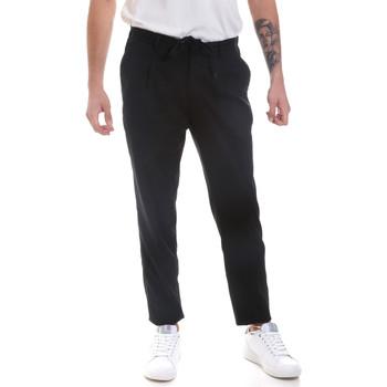 Textil Homem Chinos Antony Morato MMTR00546 FA600181 Preto