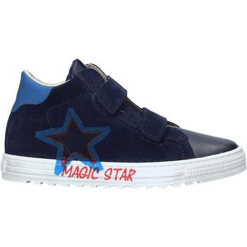 Sapatos Criança Sapatilhas Naturino 2015394 01 Azul