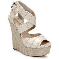 Sapatos Mulher Sandálias Michael Kors STAMPA IBRAHIM Branco