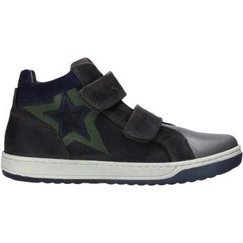 Sapatos Criança Sapatilhas de cano-alto Naturino 2501839 02 Preto