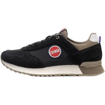 Sapatos Homem Sapatilhas Colmar TRAVIS C Preto