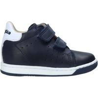Sapatos Rapaz Sapatilhas de cano-alto Falcotto 2013476 01 Azul
