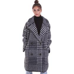 Textil Mulher Casacos Gaudi 021FD33001 Preto