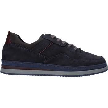 Sapatos Homem Sapatilhas IgI&CO 6135511 Azul