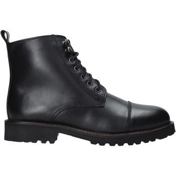 Sapatos Mulher Botas baixas Café Noir XK128 Preto