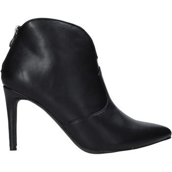Sapatos Mulher Botas baixas Café Noir XD916 Preto