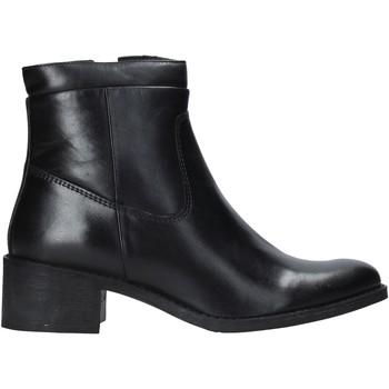 Sapatos Mulher Botas baixas Café Noir XV123 Preto