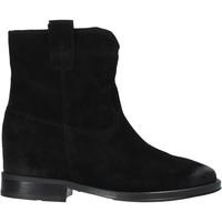 Sapatos Mulher Botas baixas Pregunta MAA3307 Preto