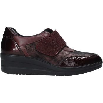 Sapatos Mulher Mocassins Enval 6278133 Vermelho