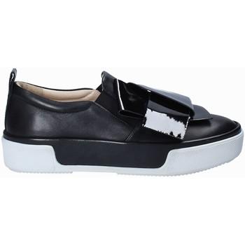 Sapatos Mulher Slip on Janet Sport 41707 Preto
