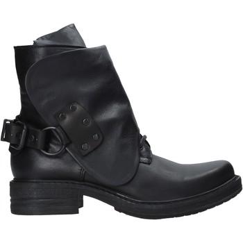 Sapatos Mulher Botas baixas Bueno Shoes 8M1104 Preto