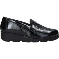 Sapatos Mulher Mocassins Susimoda 800976 Preto