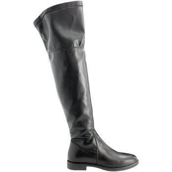 Sapatos Mulher Botas altas Grunland ST0463 Preto