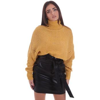 Textil Mulher camisolas Gaudi 021BD53013 Amarelo