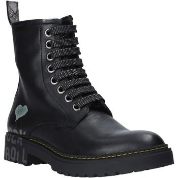 Sapatos Mulher Botas baixas Bueno Shoes 20WR4201 Preto