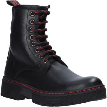 Sapatos Mulher Botas baixas Bueno Shoes 20WR4901 Preto