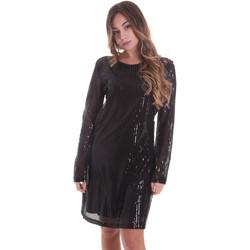 Textil Mulher Vestidos curtos Gaudi 021FD14005 Preto