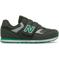 Sapatos Criança Sapatilhas New Balance NBIV393CGN Verde