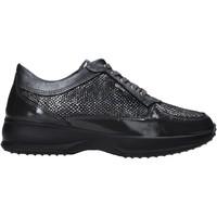 Sapatos Mulher Sapatilhas IgI&CO 6163711 Preto