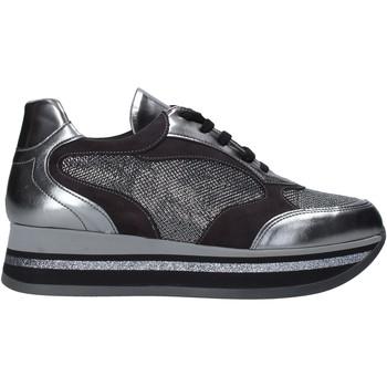 Sapatos Mulher Sapatilhas Grace Shoes GLAM001 Prata