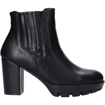 Sapatos Mulher Botas baixas Café Noir XV951 Preto