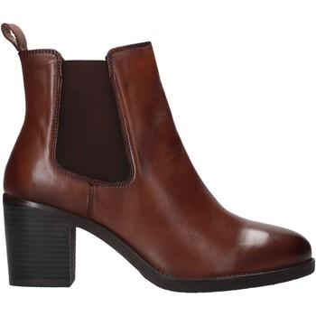 Sapatos Mulher Botas baixas Café Noir XV126 Castanho