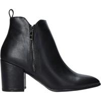 Sapatos Mulher Botas baixas Café Noir XV949 Preto