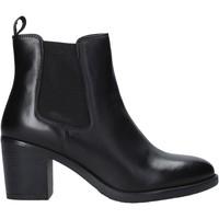 Sapatos Mulher Botas baixas Café Noir XV126 Preto