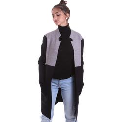Textil Mulher Casacos Gaudi 021BD53055 Cinzento