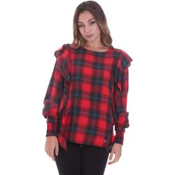 Textil Mulher Tops / Blusas Gaudi 021BD45016 Vermelho