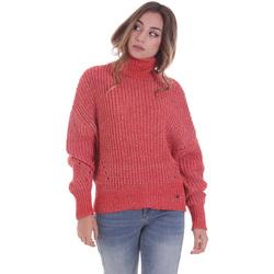 Textil Mulher camisolas Gaudi 021BD53013 Laranja