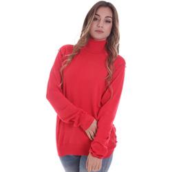 Textil Mulher camisolas Gaudi 021BD53026 Vermelho