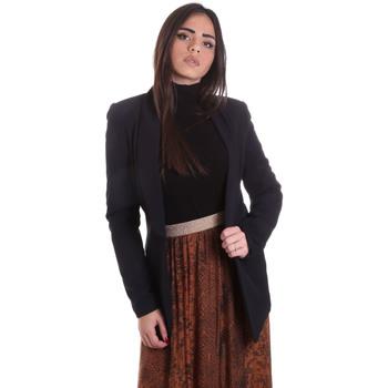 Textil Mulher Casacos/Blazers Gaudi 021FD35028 Preto