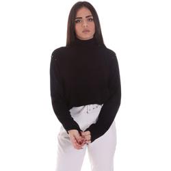 Textil Mulher camisolas Gaudi 021BD53026 Preto