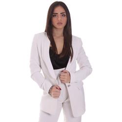 Textil Mulher Casacos/Blazers Gaudi 021FD35028 Bege