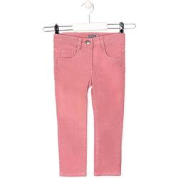 Textil Criança Calças Losan 026-9001AL Rosa
