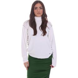 Textil Mulher camisolas Gaudi 021BD53026 Branco