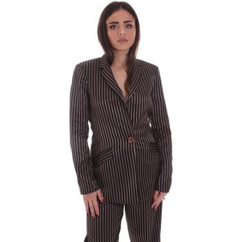 Textil Mulher Casacos/Blazers Gaudi 021FD35031 Preto
