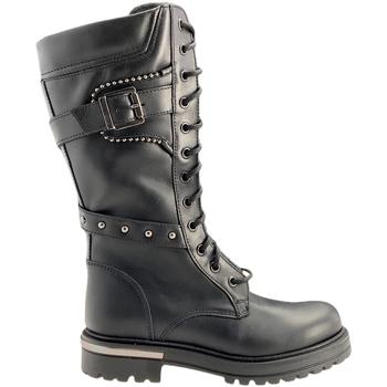 Sapatos Criança Botas baixas NeroGiardini I031742F Preto