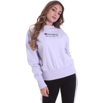 Textil Mulher Sweats Champion 113314 Rosa