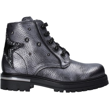 Sapatos Criança Botas baixas NeroGiardini I021571F Cinzento