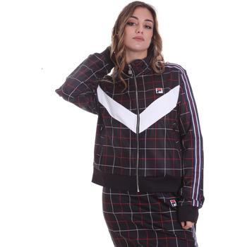 Textil Mulher Casacos fato de treino Fila 687850 Preto