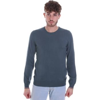 Textil Homem camisolas Gaudi 021GU53001 Verde