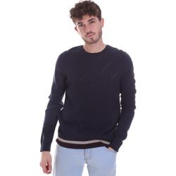 Textil Homem camisolas Gaudi 021GU53022 Azul